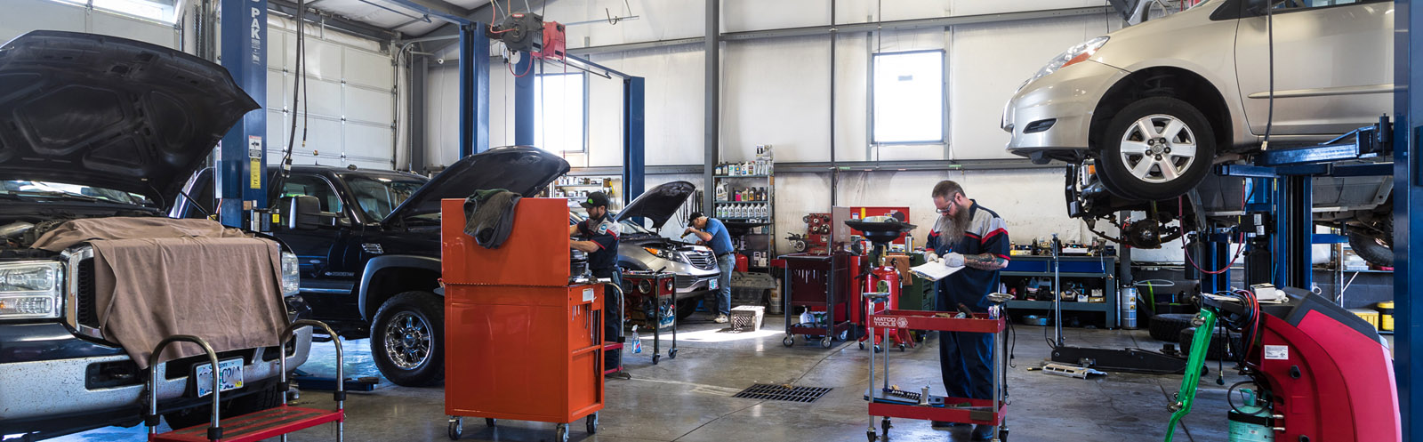 Truck Repair in central Oregon - Specialty Automotive Service & Repair