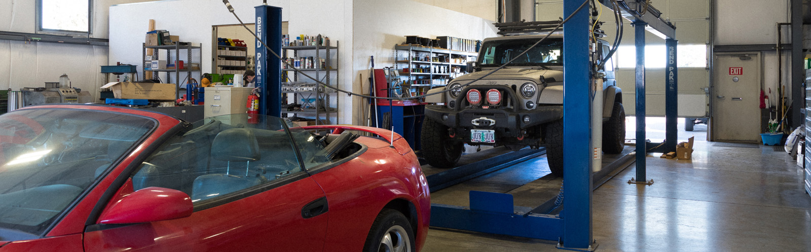Specialty Automotive Service & Repair in Bend, OR